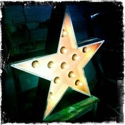 Image of Vegas Boneyard Illuminated Star $399