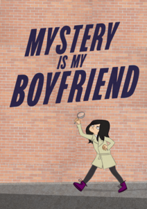 Image of Mystery Is My Boyfriend print