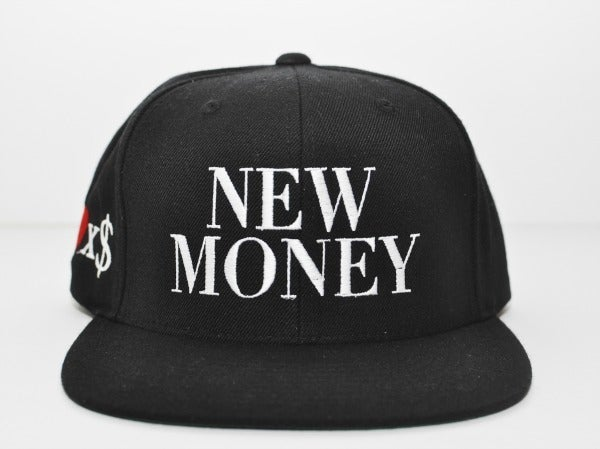 Image of New Money $napback