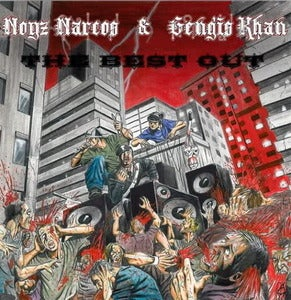 Image of NOYZ NARCOS &amp; GENGIS KHAN &quot;best out&quot; vol 1