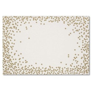 Image of Confetti Paper Placemats