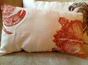 Image of Crab & Turtle Pillow
