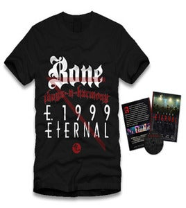 Image of Bone Thugs Eternal T-Shirt Black