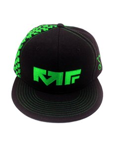 Image of Manic Focus x Grassroots California Green Fitted