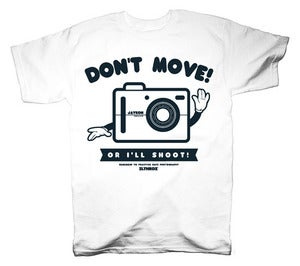 Image of Don't Move T-shirt