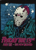 Image of Friday the 13th Patch