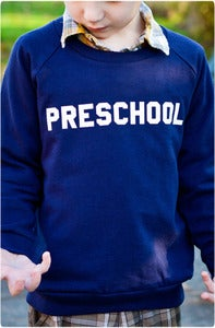 Image of Preschool Sweatshirt