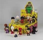 Image of Bruce Lee's TEMPLE of KUNG FU Mini Figures