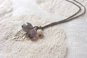 Image of Lilas Colgante / Necklace