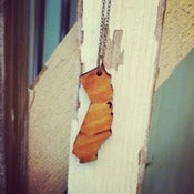 Image of California Lovin' Wood Necklace