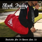 Image of The Money Bag Duffle (Available on Black Friday ONLY then its gone)