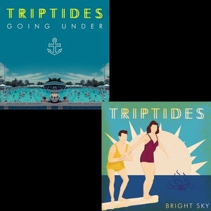 Image of Triptides Bundle (2 x 45 rpm)