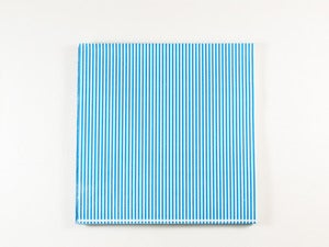 Image of Fine Stripe Paper Napkins