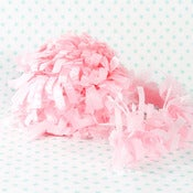 Image of Light Pink Party Fringe