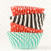 Image of Pizzaria Cupcake Liner Pack