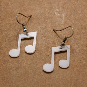 Image of Tunes Earrings