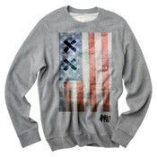 Image of AMERICA! XX Crew Neck Sweater