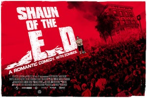 Image of SHAUN OF THE DEAD: VARIANT EDITION