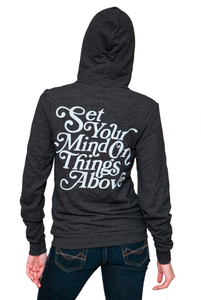 Image of Set Your Mind Hoodie