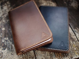 Image of Leather Field Notes Cover