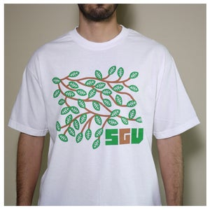 Image of SGV Vines T-shirt