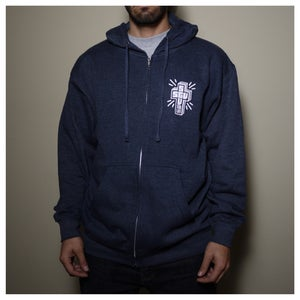 Image of SGV De La Cruz zip hoody