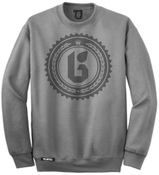 "Image of ""ROYAL ICON"" Crew Sweatshirt 