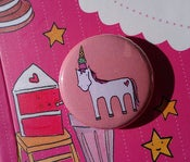 Image of Pins / Badges / Buttons: Unicone Unicorn Ice Cream Cone Pins 