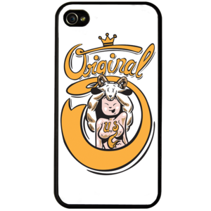 Image of Goat Girl OUS Phone Cover