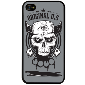 Image of 'Skull' Phone Cover