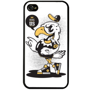 Image of 'Eagle' Phone Cover