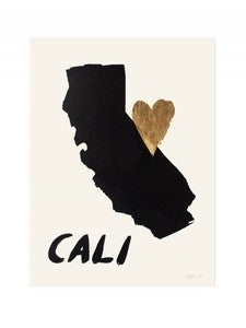 Image of Cali Love Print