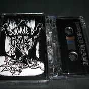"Image of DOOMED BEAST ""Self-titled"" Cassette"