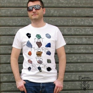 Image of T-shirt homme Let There Be Rock