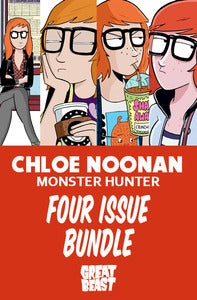 Image of Chloe Noonan: Monster Hunter - Four Issue Bundle