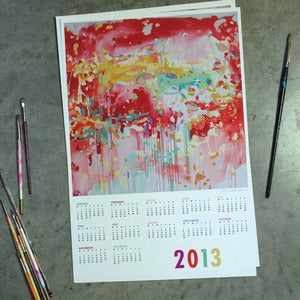 Image of 2013 Calendar