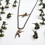 Image of Collar Ira  Wrath necklace