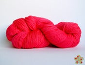 Image of Abuelita 3 ply  High Twist - Fucsia