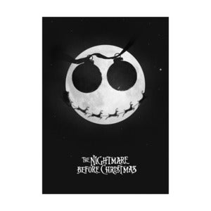 Image of The Nightmare before Christmas Card