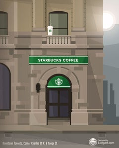 Image of Starbucks Coffee Shop