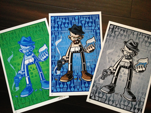 Image of WALT A/P PRINTS