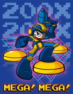 Image of BAD ASS MEGA MAN