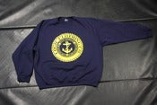 Image of Navy Sweater