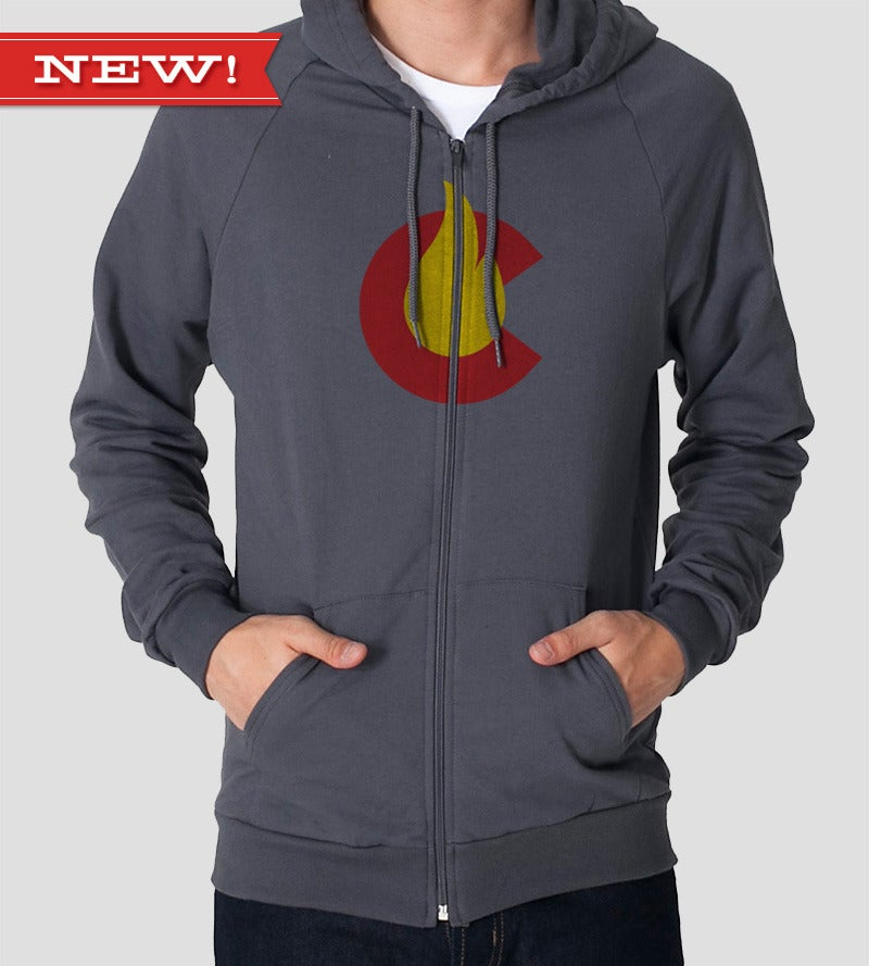 Image of C Fire - Hoodie