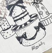 Image of Tea towel &quot;Torta&quot;