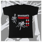 Image of Dog Knights / Chaos Is Me 'Rip' T-shirt /40