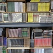 Image of 30 CD grab box