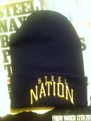 Image of Steel Nation Beanie