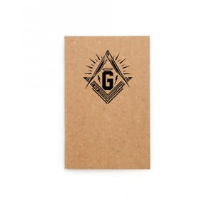 Image of GLDN Recycled Lined Memo Books