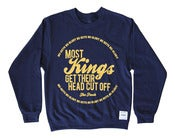 Image of MOST KINGS NAVY PULLOVER